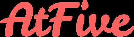 AtFive logo