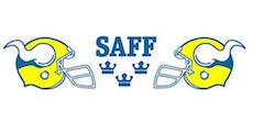 SAFF månadsbrev Utbildning 2019 logo